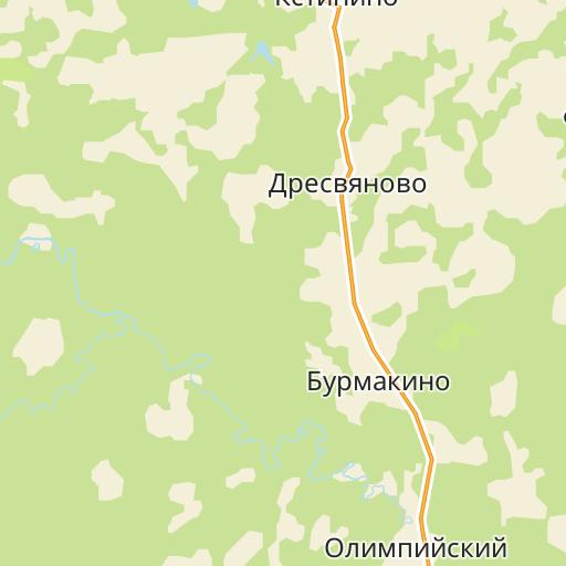 карта киров дом техники